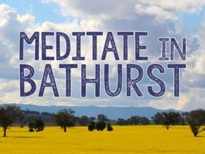 Meditate in Bathurst