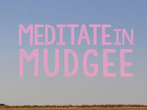 Meditate in Mudgee
